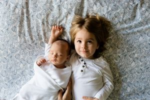 How to Prepare Your Toddler to Be an Older Sibling